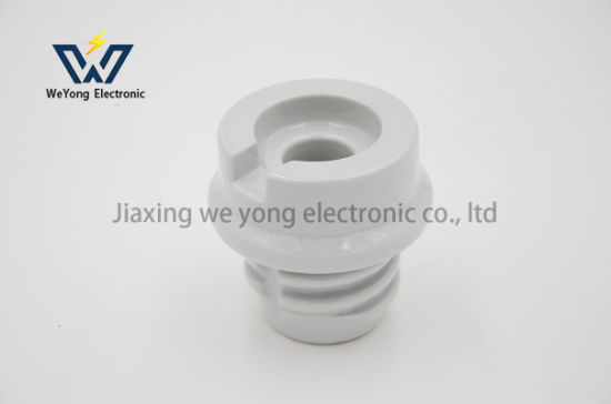 ANSI 167-250kVA Gray Porcelain Insulator for Distribution Transformer