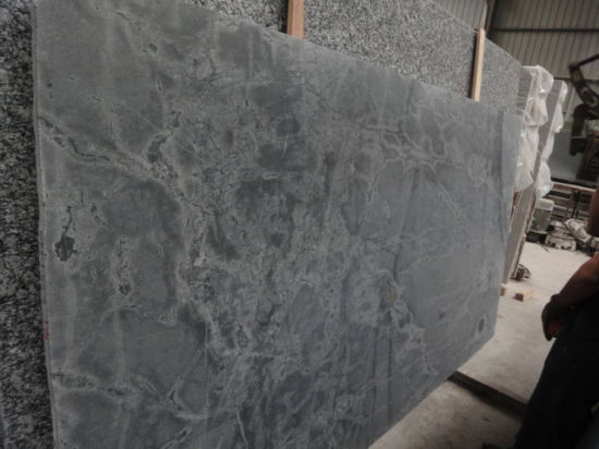 Blue Grey Marble Slabs for Floor and Wall Projects pictures & photos