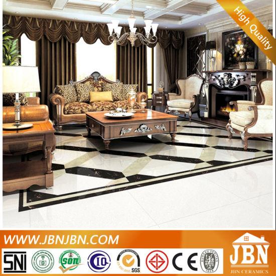 China Light Pink Grain Porcelain Polished Ceramic Floor Tiles J6j00
