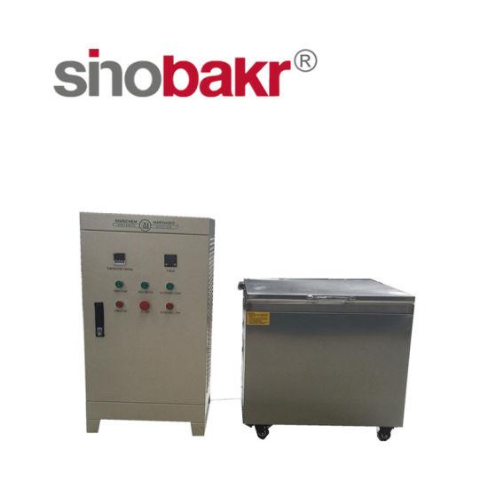 Cylinder Head Engine Ultrasonic Cleaner Machine Radiator Cleaning Machine