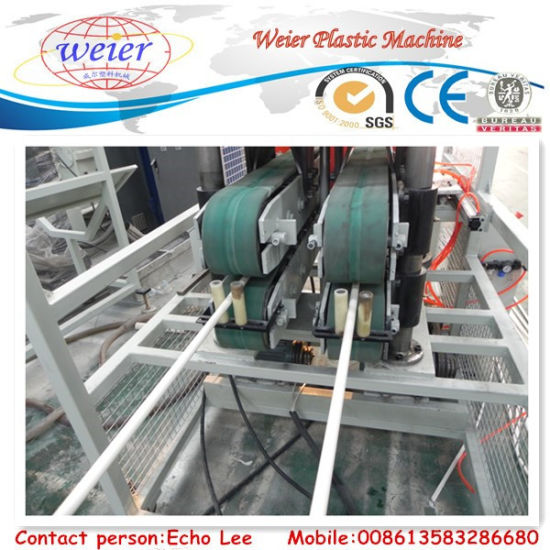 PVC Double Pipe Production Line 16mm-50mm pictures & photos