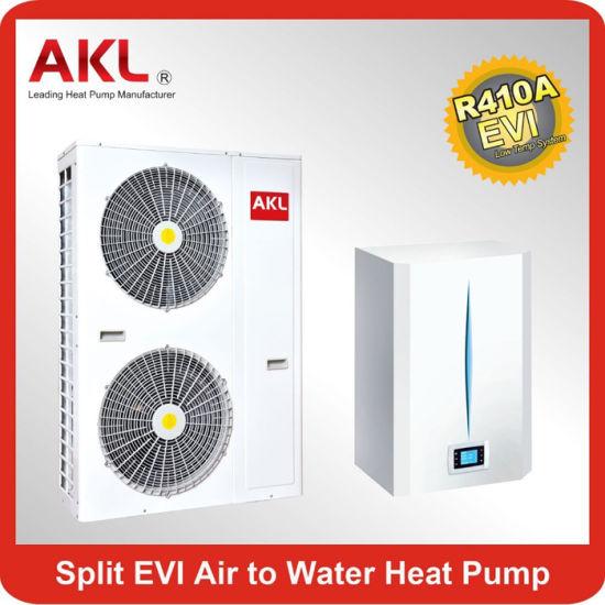 2015 New Air to Water Split Heat Pump Water Heater