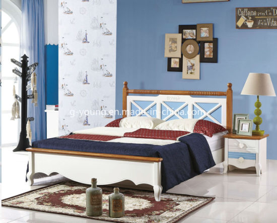 Environmentally Friendly Home Children Bedroom for Hotel Bed