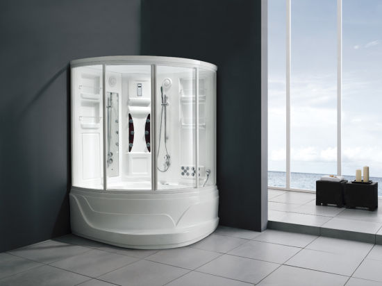 Monalisa Computer Steam Shower Room With Hot Tub M 8232