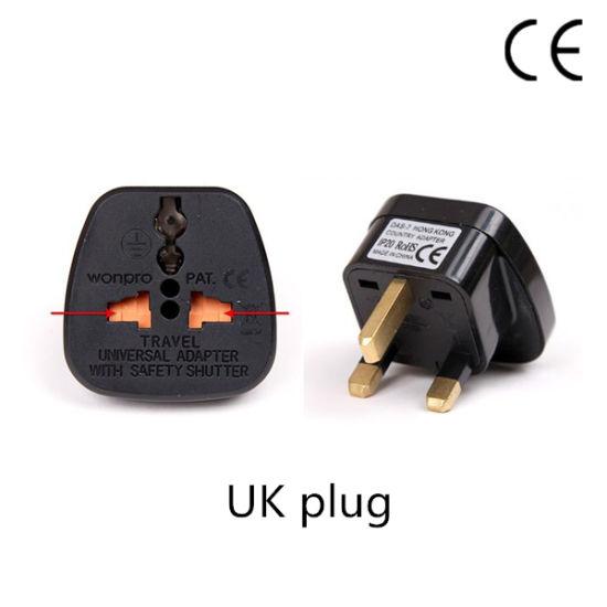 UK Type Plug Universal Travel Adapter