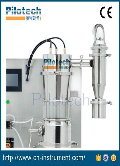 Fluidized Bed Industrial Powder Dryer Granulator Machine pictures & photos