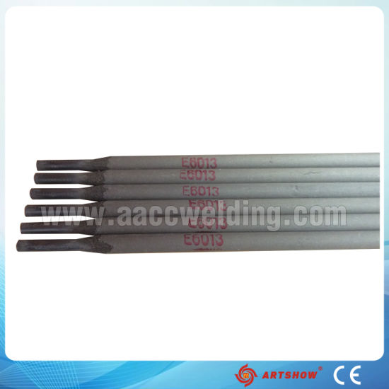 Competitive Price Welding Rods Electrodes E6013 E7018 pictures & photos