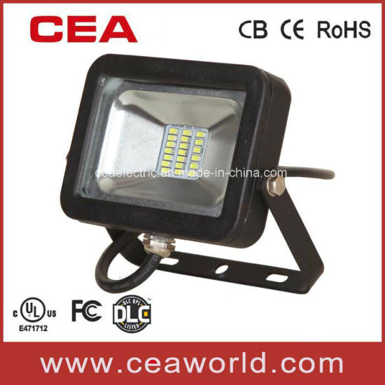 UL cUL Dlc FCC Approved Slim LED Flood Light pictures & photos