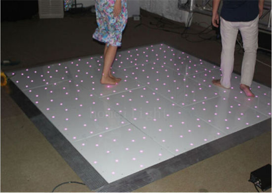Star Floor with RGB LEDs, LED Star Dancing Floor pictures & photos