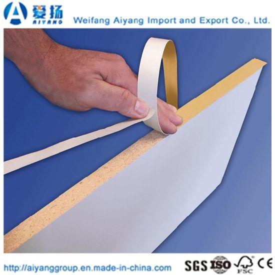 China Edge Banding Tape Cabinet Pvc Edging Strip China Pvc Edge