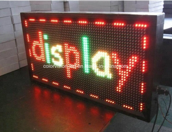 Outdoor P10/P16/P20 Traffic Full Color LED Display Panel Road Safety Arrow Display Sign