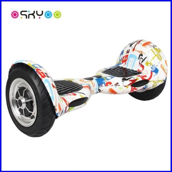 10 Inch Smart Balance Two Wheel Electric Scooter