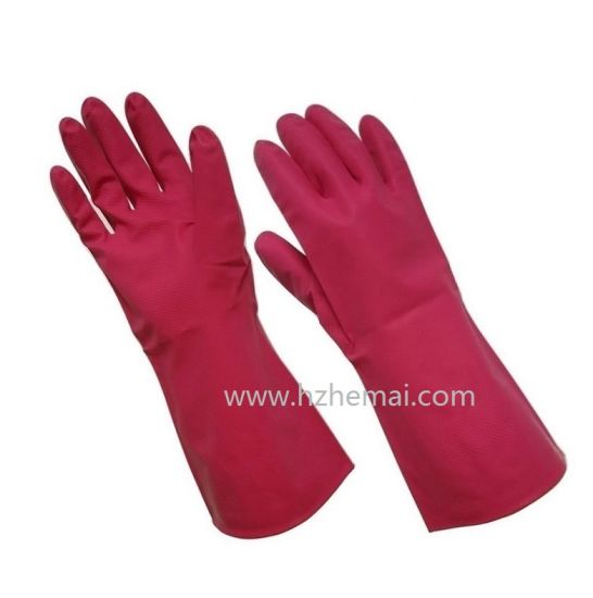 Vinyl Gloves Latex Free Household Gloves pictures & photos