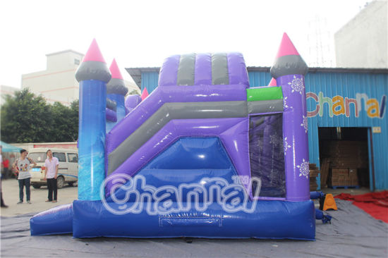 Frozen Theme Bouncy Castle Combo (chb1128) pictures & photos