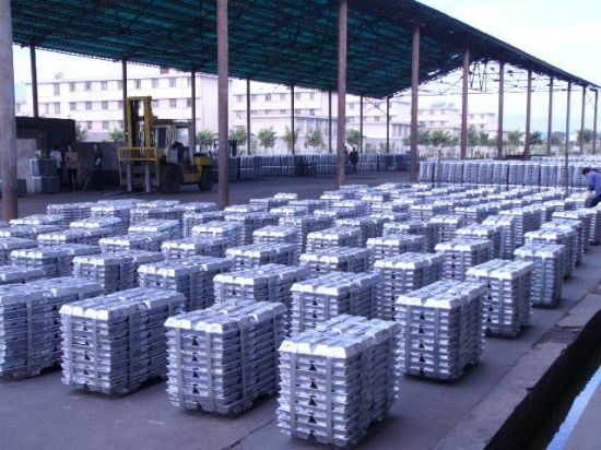 Wholesale Chinese 99.99% High Grade Zinc Ingot and Zinc Alloy Ingot