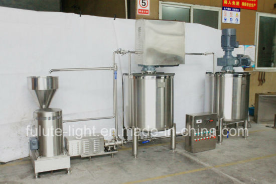 Sanitary Stainless Steel Smoothies Process System pictures & photos