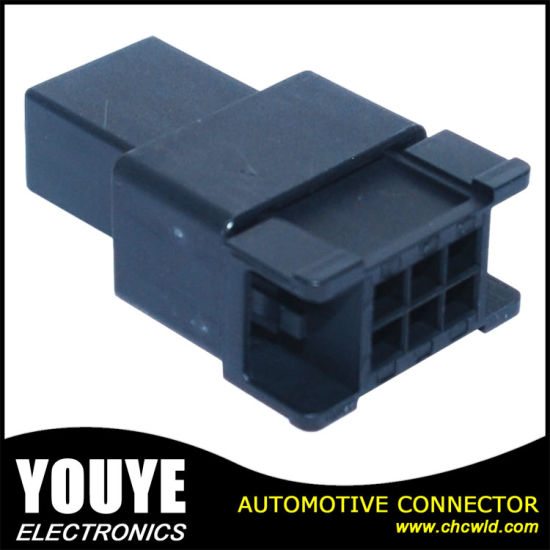 China 2 3 4 6 Poles Auto Connector for Wire Harness ... on