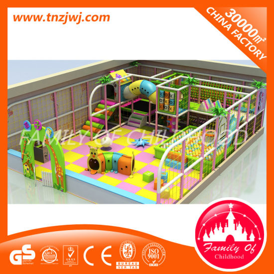 Guangzhou Newest Soft Used Slides Indoor Playground for Sale pictures & photos