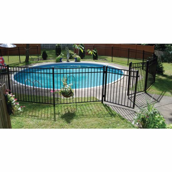 Wholesale Aluminium Garden Fence Panels, Aluminium Swimming Pool Fencing pictures & photos