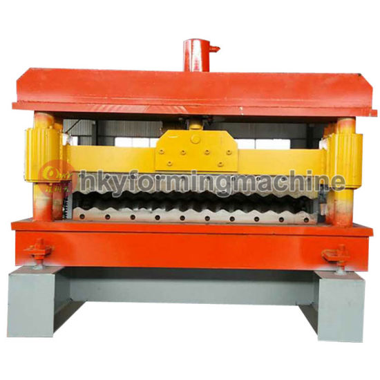 High Speed Corrugated FRP Roofing Sheet Making Machine pictures & photos