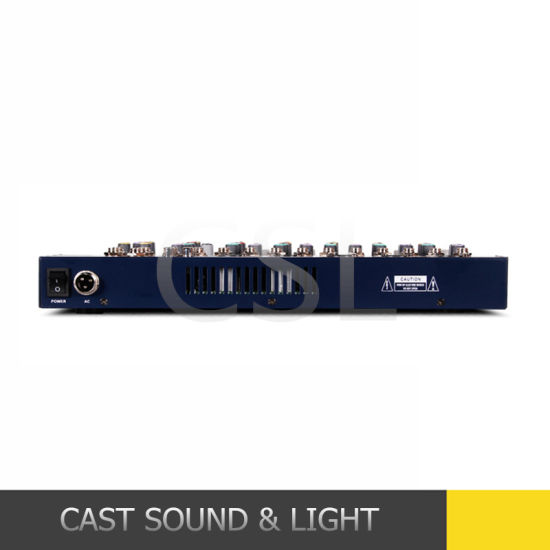 Professional Audio DJ Mixer 7 Channel with MP3 USB (CSL-HT7)