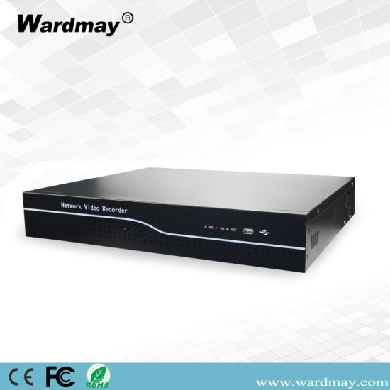 Wardmay 2020 High Quality 36chs 8HDD Network Video Recorder NVR for IP Camera Support P2p Onvif