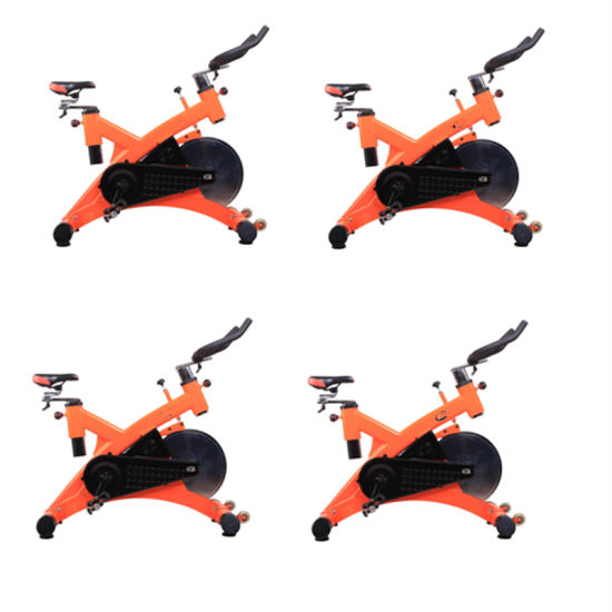 Commercial 25kg Spin Bike Flywheel Indoor Cycling Exercise Spinning Bike