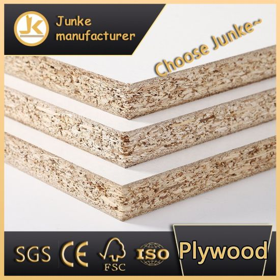 Marine Plywood Sheet and Chipboard E0 E1 in China Factory