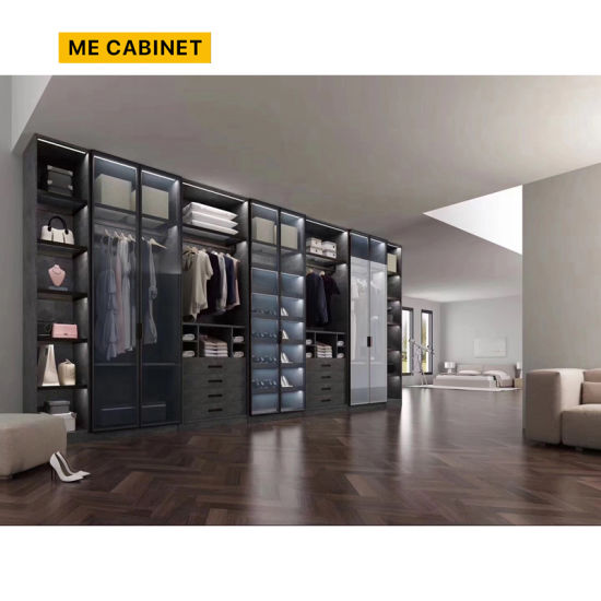 Mecabinet Bedroom Furniture China Manufacturing on-Demand Customization Clothing Armoires & Wardrobes Suitbale for Adult/Children