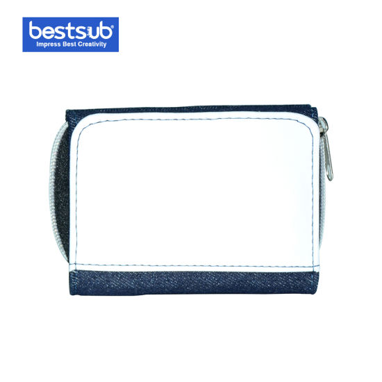 Bestsub Sublimation Deluxe Fabric Wallet (QB02) pictures & photos