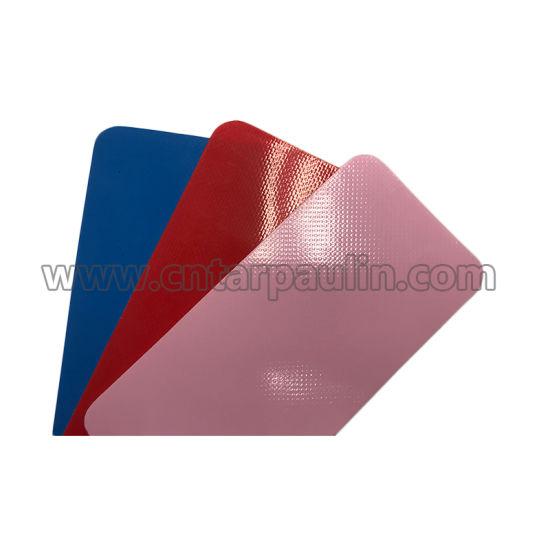 600g Coated Fabric Yelow 500d PVC Tarpaulin for Tent Tarps