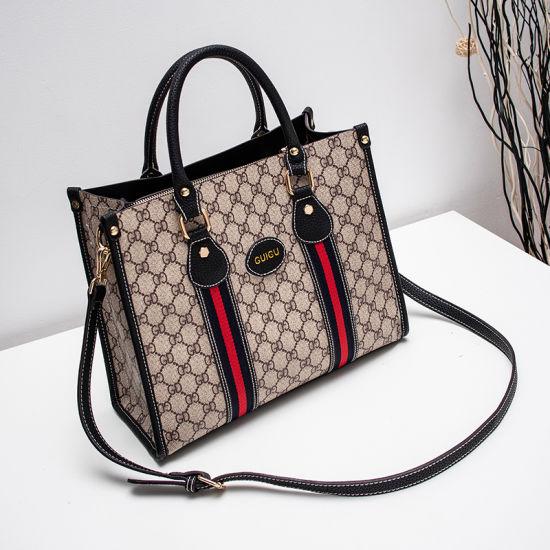 Guangzhou Factory Women Bags Pu Leather
