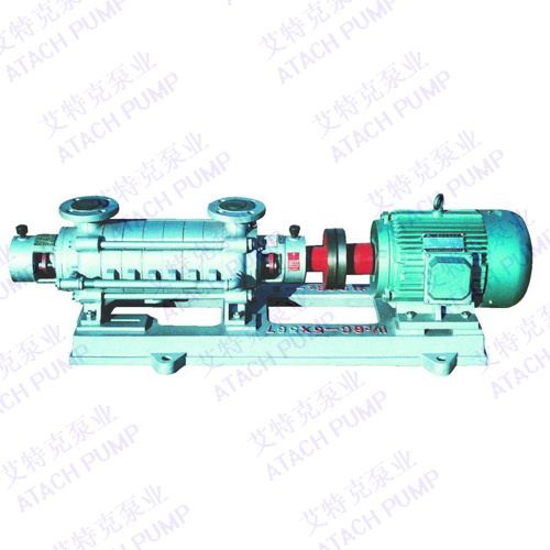 Dg6-25*12 High Pressure Horizontal Multistage Centrifugal Pump pictures & photos