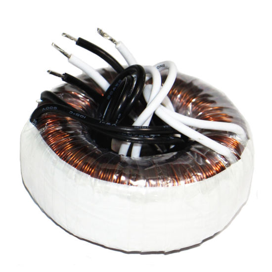 25~2500va Single Phase Toroidal Power Transformers with Various Specifications and Models