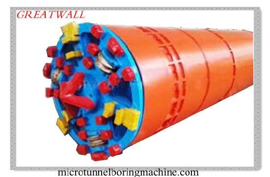 Yd800 Rock Microtunnel Boring Machine Pipe Jacking Machine
