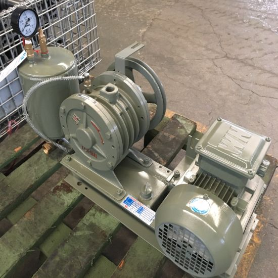 Hc-201s Rotary Air Blower, Dn20 Wastewater Aeration Blower 0.37kw pictures & photos