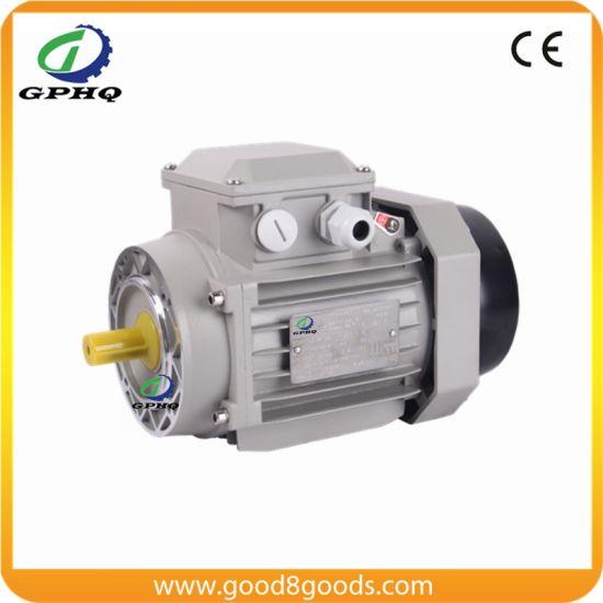 China Ms 7 5HP/CV 5 5kw 3600rpm Aluminum Body AC Electric