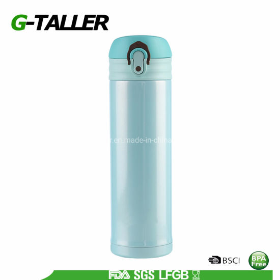 Double Walled Stainless Steel Flask Vacuum Insulated Thermos for Hot or Cold Beverage