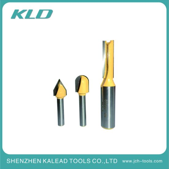 High Quality OEM Cutter Wood Milling Bits Cutting Blade and Woodworking Carving Tools for CNC Wood Machinetools pictures & photos