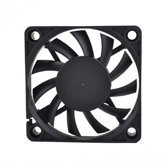 China 60mm 12V 24V DC Axial Solar Inverter Cooling Fan - China
