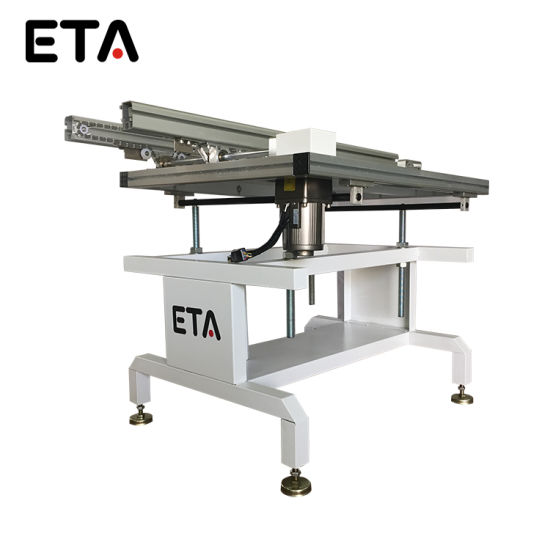 Eta Wave Infeed PCB Loader Machine for DIP Production Line pictures & photos