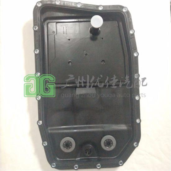 Automobile Parts 24117571227 Transmission Oil Pan Sump for BMW E65 E66 E60  E90 E70 X5 F07