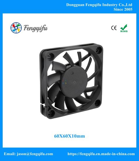 China 60mm 12V 24V DC Axial Solar Inverter Cooling Fan - China