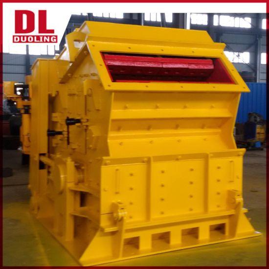 Duoling PF1010 PF210 PF1214 PF1315 Impact Crusher for Medium Soft Stone