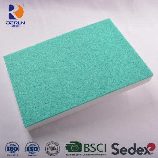 Rectangular Melamine Floor Sponge Magic Eraser Sponge