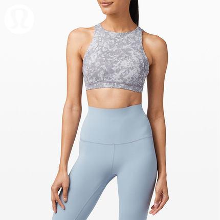 Customized High-Strength Shock-Proof Woman Bra Sports Underwear Women Seamless Yoga Plus Size Vest-Style Fitness