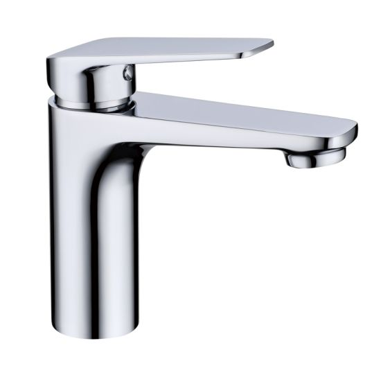 Watermark Brass Chrome Bathroom Washing Basin Faucet (HD7020)