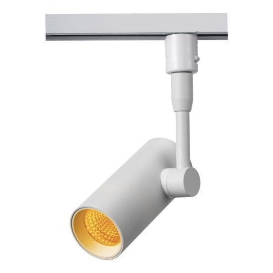 Japanese Indoor Lighting LED Track Light Warm White 3000K 12W Anti-Glare LED Spot Light