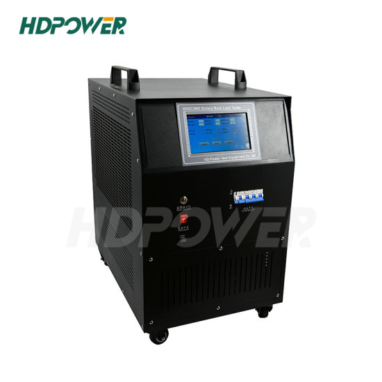380V Battery Load Tester Constant Current DC Load Bank for Checking Battery Real Capacity in Power Plant with High Current for Battery Monitoring