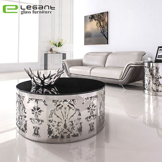 Prime Contemporary Art Furniture Stainless Steel Feet Black Oval Glass Coffee Table Squirreltailoven Fun Painted Chair Ideas Images Squirreltailovenorg